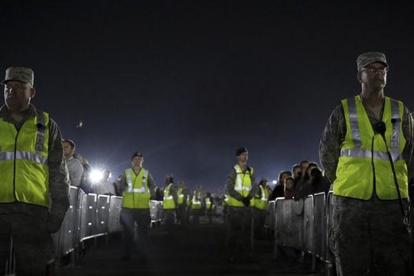sorveglianza non armata per eventi e manifestazioni